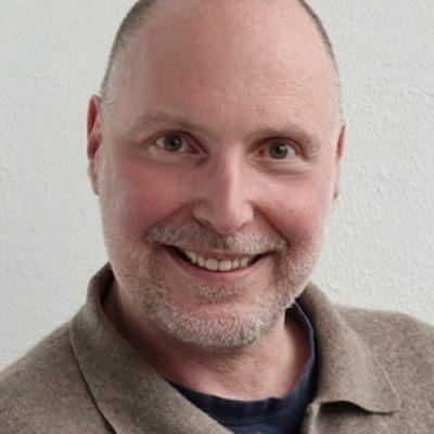 Portrait of Marc Boettcher