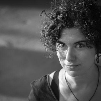 Portrait of Irina Rubina