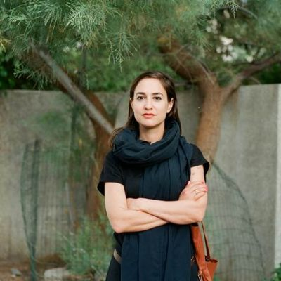 Portrait of Yael Reuveny