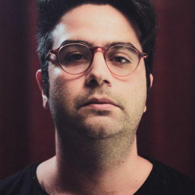 Portrait of Sami Morhayim