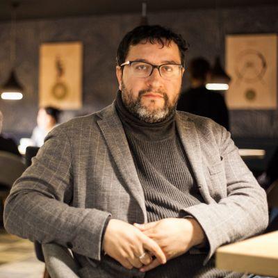 Portrait of Vladimir Kott