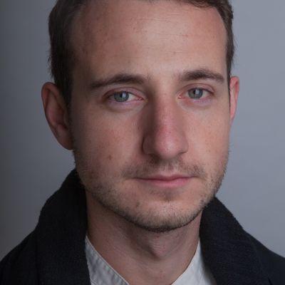 Portrait of Efim Graboy